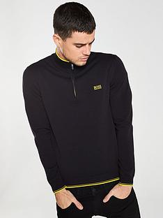 boss-zimex-zip-neck-sweater-black