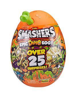 Zuru Zuru Smashers Dino Giant Smash Egg Picture