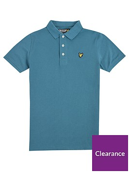 lyle-scott-boys-classic-short-sleeve-polo-shirt-green