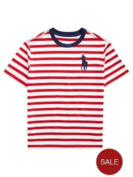 ralph-lauren-boys-short-sleeve-stripe-t-shirt-red
