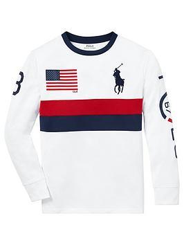 ralph-lauren-boys-long-sleeve-big-pony-colourblock-t-shirt-white