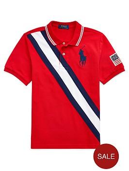 ralph-lauren-boys-short-sleeve-big-pony-polo-shirt-red