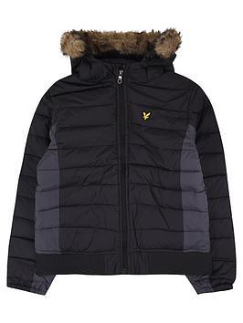 lyle-scott-boys-lightweight-colour-block-padded-jacket-black