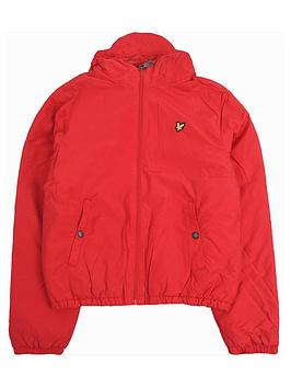 Lyle & Scott Lyle & Scott Lyle & Scott Boys Classic Zip Through Hooded  ... Picture