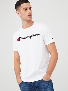 champion-t-shirt-white