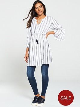 mama-licious-maternity-kammanbsptunic-blouse-white