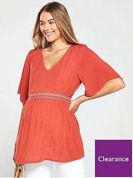 mama-licious-jules-blouse-red