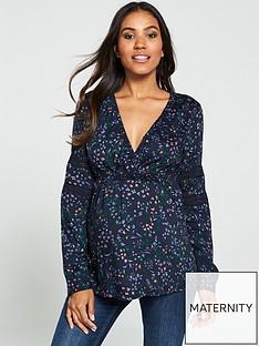 mama-licious-zia-tessnbspmaternity-nursing-wrap-printed-blouse-print