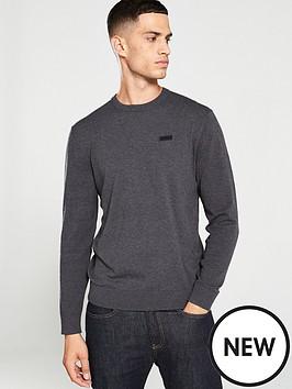 hugo-san-claudio-1-fine-gauge-jumper-grey