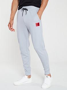 hugo-dakarta-sweat-pants-grey