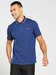 hugo-daruso194-tipped-polo-shirt-blue