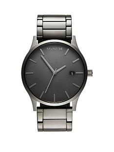 mvmt-classic-grey-date-dial-gunmetal-ip-stainless-steel-bracelet-mens-watch