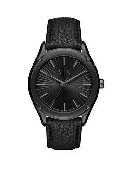 Armani Exchange Armani Exchange Armani Exchange Black Sunray And Grey  ... Picture
