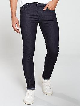 Diesel Diesel Thommer Slim Fit Jeans - Rinse Wash Picture