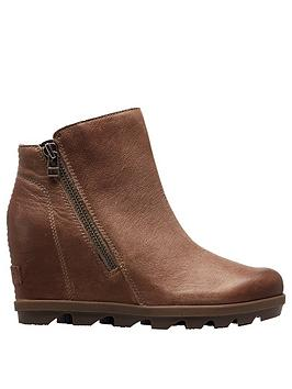 Sorel Sorel Joan Of Arctic Wedge Ankle Boot Picture