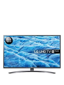 "LG  Lg 49Um7400Plb 49"" Ultra Hd 4K Tv - With 4K Active Hdr, Ultra Hd Upscaling And Dts Virtual Surround Sound"