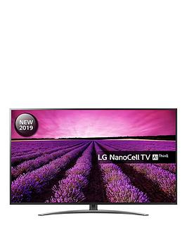LG  Lg 75Sm8610Pla 75 Inch 4K Ultra Hd Hdr Smart Nanocell Led Tv Freeview Play Freesat Hd