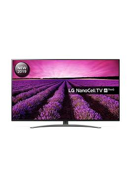 LG  Lg Lg 49Sm8600Pla 49 Inch 4K Nanocell Display Smart Tv With Local Dimming