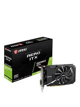 MSI  Msi Geforce Gtx 1650 Aero Itx 4G Oc