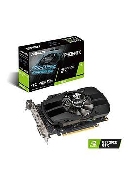 Asus   Nvidia Gtx1650 Phoenix O4G 4G Fan