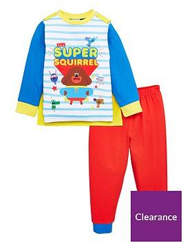hey-duggee-toddler-boys-pyjamas-with-removable-cape-multi