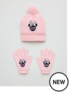 minnie-mouse-toddler-girls-2-piece-hat-and-glove-set-multi