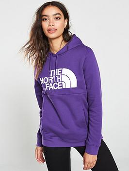 The North Face The North Face Drew Peak Hoodie - Purple Picture