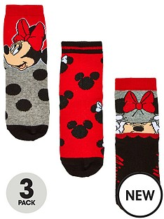 minnie-mouse-girls-6pk-minnie-mouse-socks