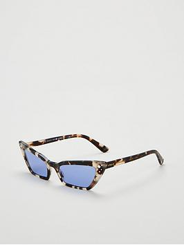 Vogue Eyewear Vogue Eyewear Butterfly Sunglasses Picture