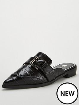 v-by-very-karlienbspflat-buckle-mule-black