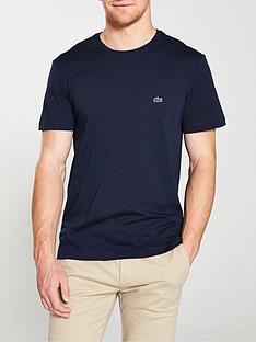 lacoste-sportswear-small-logo-t-shirt-navy
