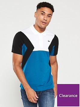 lacoste-sport-colour-block-polo-shirt-whitetealblack