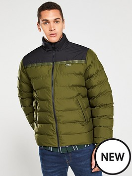 lacoste-padded-jacket-green