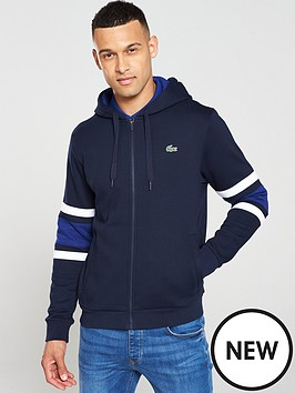 lacoste-sport-arm-panel-hoodie-navy