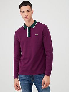 lacoste-sportswear-long-sleeve-contrast-collar-polo-shirt-bordeaux