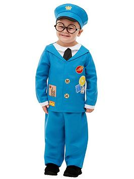 Very Postman Pat Costume Picture