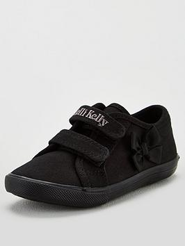 Lelli Kelly Lelli Kelly Lily Trainers - Black Picture
