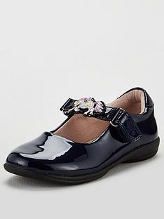lelli-kelly-blossom-unicorn-dolly-shoes-navy