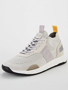 boss-titanium-runn-trainers-grey
