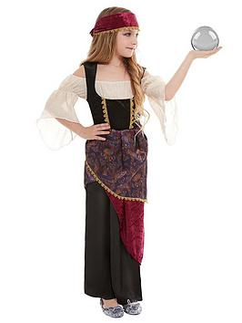 Very Child Deluxe Fortune Teller Costume Picture