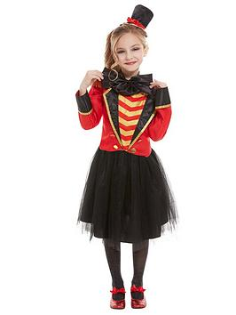 Very Girls Deluxe Ringmaster Costume Picture