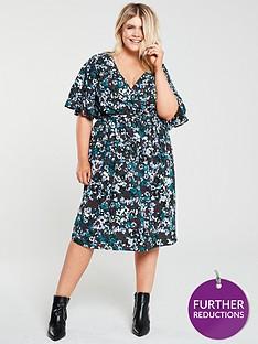 v-by-very-curve-floral-wrap-dress-print