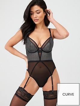 curvy-kate-sparks-fly-plunge-body-black