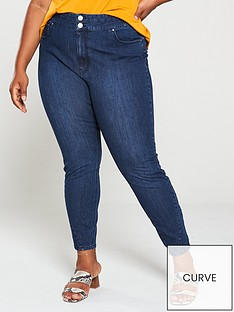 v-by-very-curve-body-shaping-four-way-stretch-jean-blue-wash