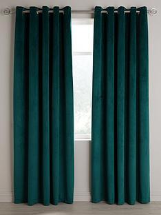 thermal-velour-eyelet-curtains