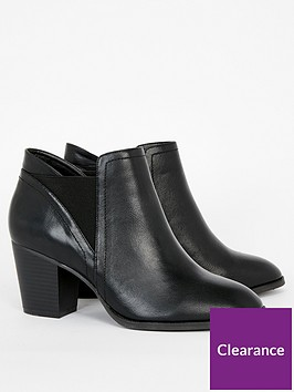 evans-extra-wide-fit-astro-ankle-boot-black