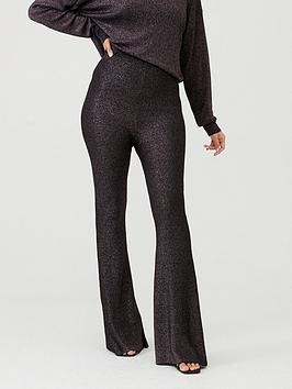 v-by-very-co-ord-metallic-knitted-trousers-rose-pink