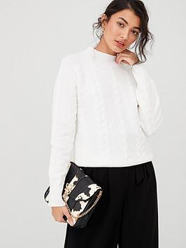 v-by-very-co-ord-cable-jumper-creamnbsp
