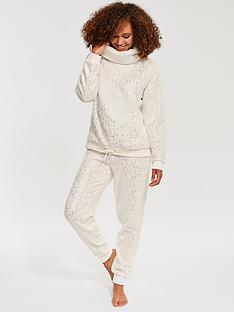 figleaves-cosy-cowl-foil-print-joggers-ivory