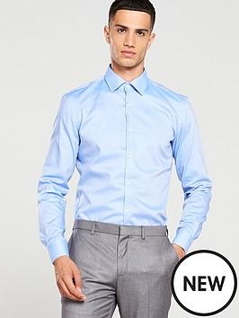 hugo-koey-oxford-shirt-sky-blue